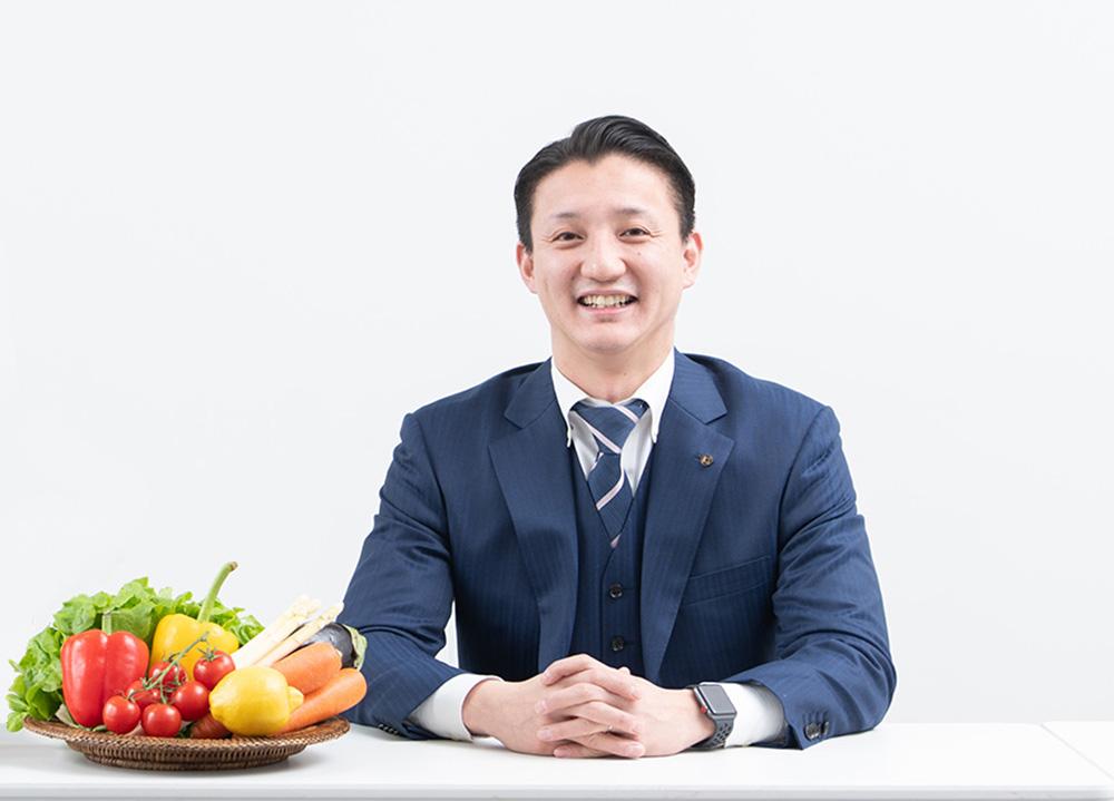 カネマサ流通グループ 代表 金澤 向志